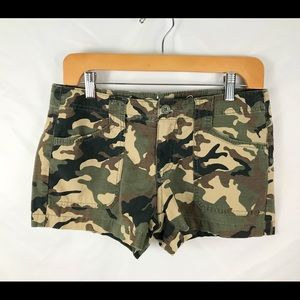 Arizona Jean Co Camouflage Shorts